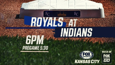 Escobar, Moustakas lead Royals past Indians 5-2