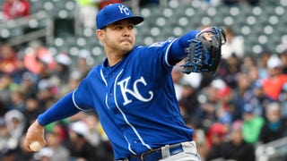 Yost on Junis' first MLB start for Royals