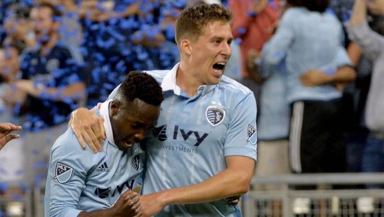 Sporting KC looks to take advantage of struggling Whitecaps squad