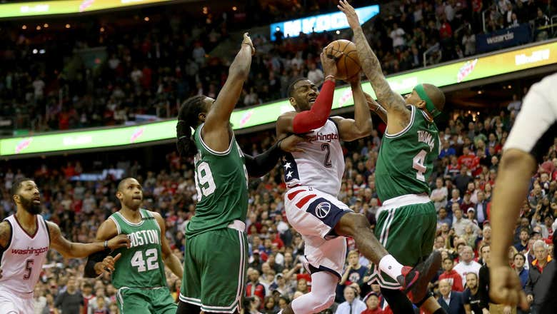 Thomas, Olynyk lead Celtics in Game 7 win over Wizards