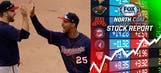 Twins' Byron Buxton swinging hot bat in May