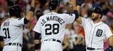 Collins' slump-busting game lifts Tigers over Orioles 5-4