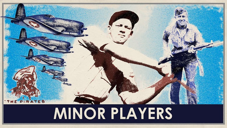 Remembering my grandfather, a World War II vet and former minor league baseball player