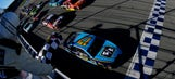 Race results from the GEICO 500 at Talladega