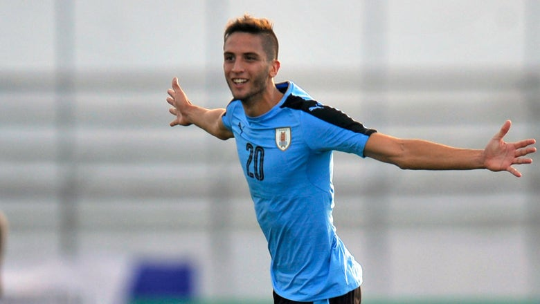 Why 'Uruguayan Paul Pogba' Rodrigo Bentancur is the most important player to watch at the U-20 World Cup