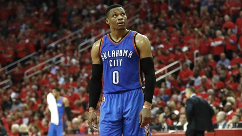 Westbrook, Harden, Leonard named NBA MVP finalists
