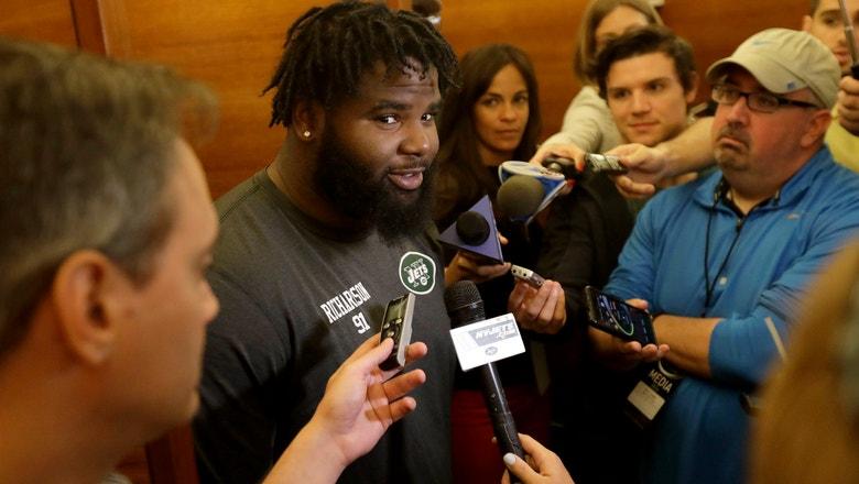 Sheldon Richardson rips Brandon Marshall: '15 reasons' Jets' locker room now better