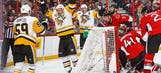Penguins edge past Senators in Game 4 to even Eastern Conference Final