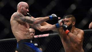 Peter Sobotta vs. Ben Saunders | UFC FIGHT NIGHT HIGHLIGHTS