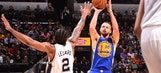 Skip Bayless, Shannon Sharpe predict the Spurs-Warriors Western Conference finals
