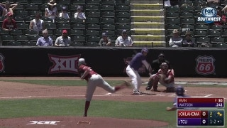 HIGHLIGHTS: TCU knocks out Oklahoma in Big 12 Championship