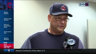 Tito: Yan Gomes is swinging himself into feeling good