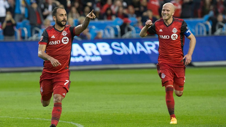 Toronto FC beats Crew to extend franchise-record unbeaten streak to 8