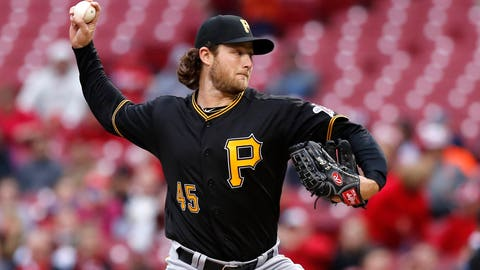 Pittsburgh Pirates (14-17)