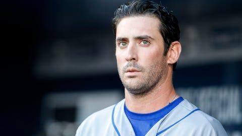 New York Mets (14-16)