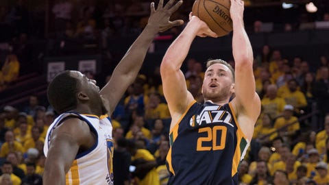 Both Golden State and Cleveland have benefited from injuries to the opposition