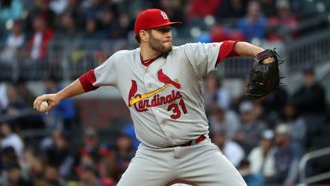 St. Louis Cardinals (16-14)