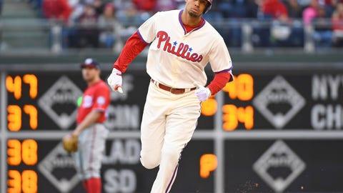 Philadelphia Phillies (13-17)