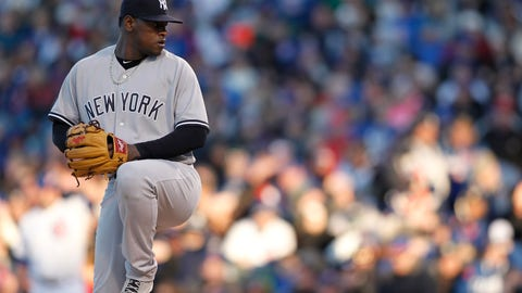 New York Yankees (19-9)