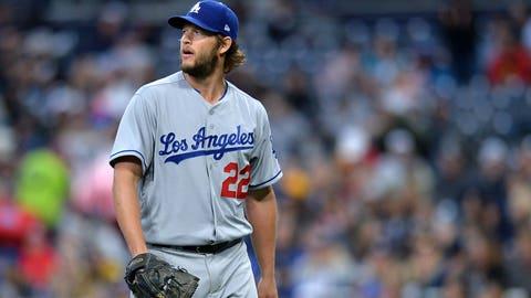 Los Angeles Dodgers (22-17)