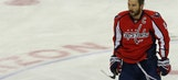 Alex Ovechkin could have quit when he was dropped to the third line. He didn't.