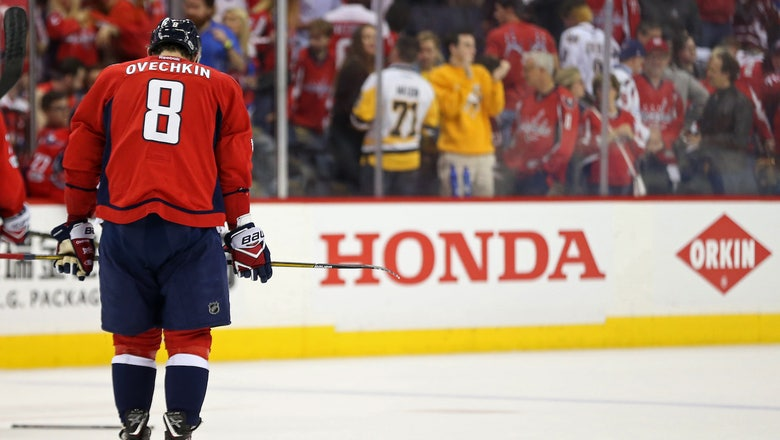 Should the Capitals actually consider trading Alex Ovechkin? Well, it's complicated