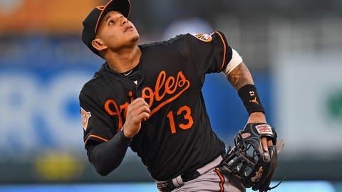 Baltimore Orioles (22-14)