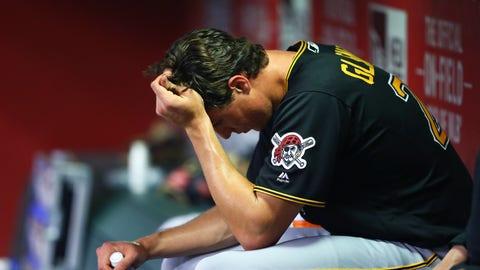 Pittsburgh Pirates (16-22)