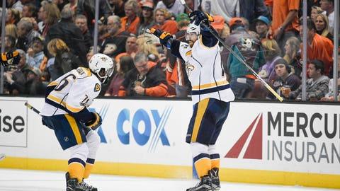 Round 3 - Game 2 - Ducks vs. Predators RECAP: Even Up