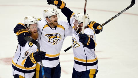 Nashville Predators defeat Anaheim Ducks to reach Stanley Cup Finals