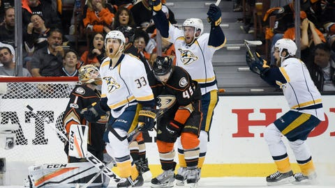Nashville Predators Win Western Conference At Home, Will Play For Stanley Cup