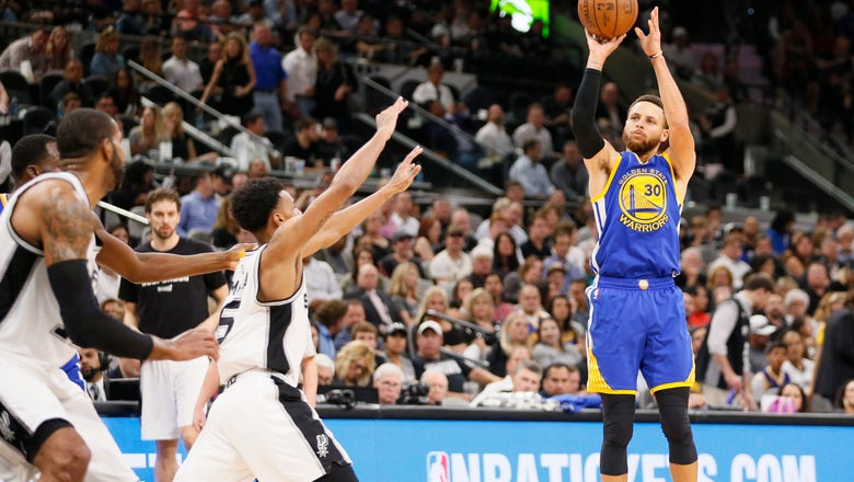 Warriors roll to NBA Finals undefeated in postseason