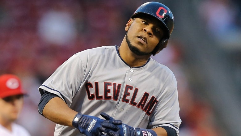 Indians slug 4 homers en route to 8-7 win over Reds