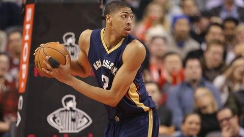 2012: New Orleans Pelicans