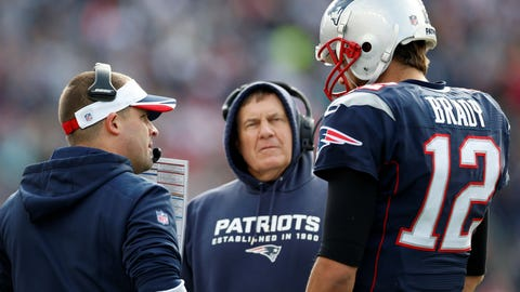 Belichick could be hoping Brady slows down in 2017