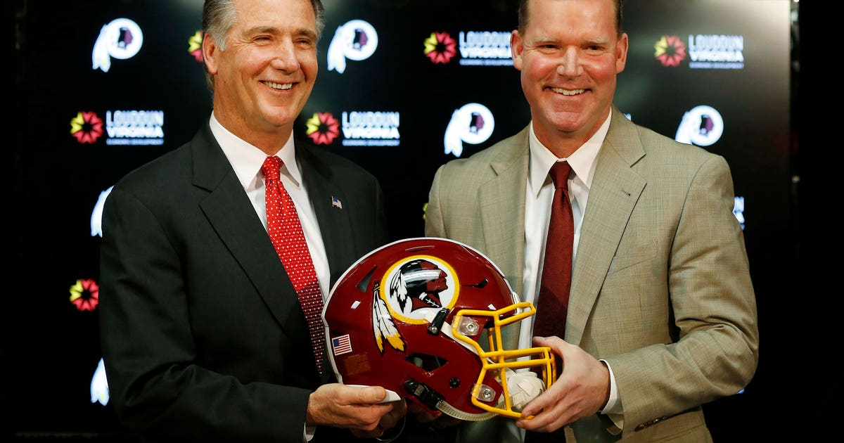 The Redskins might not hire a GM. It'll be a complete disaster. | FOX Sports