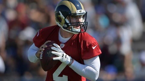 LA Rams add Dylan Thompson as third-string QB