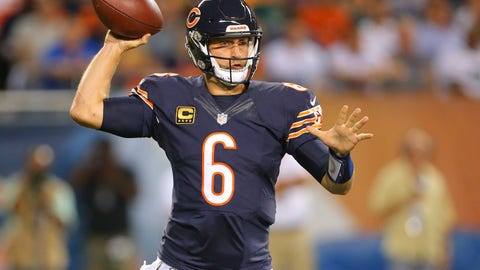 """Doug Gottlieb: """"You've been through a lot with the Chicago Bears.... When you found out that they were going to release you, how did you feel?"""""""