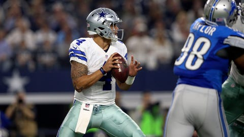 Dak will take another step forward this year
