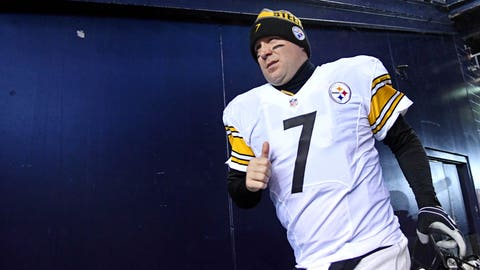 Big Ben was the only choice Garrett could have made