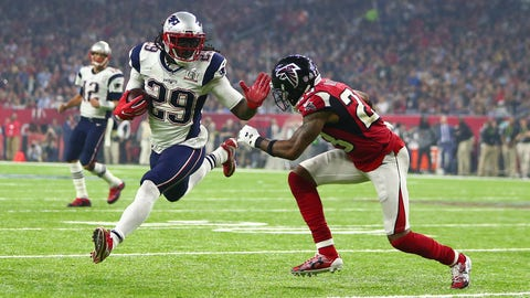 LeGarrette Blount has been a hit-or-miss player his entire career