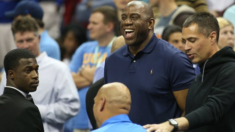 Los Angeles Lakers: 15.6 percent chance