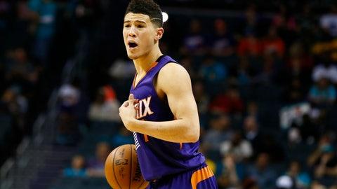 2. Phoenix Suns (24-58): 19.9 percent