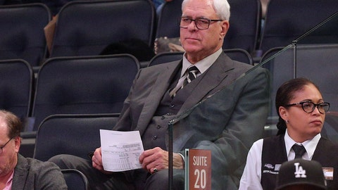 New York Knicks: 5.3 percent chance