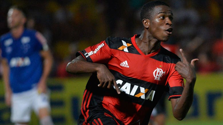 18. Vinicius Junior, Flamengo