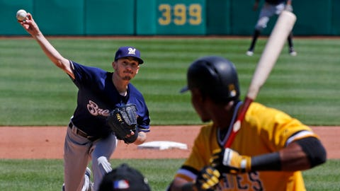 Travis Shaw: Shaw, Brewers pound out 11 runs versus Mets
