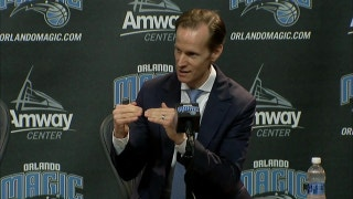 Jeff Weltman press conference (Part 3 of 4): On depth of draft, changing Magic culture