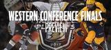 Ducks vs. Predators: Western Conference Finals preview