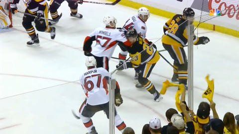 Predators reach 1st Stanley Cup Final, oust Ducks in 6 games