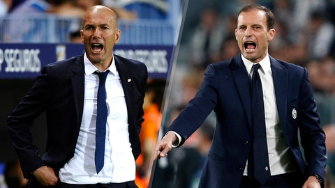 Juventus vs Real Madrid, Champions League final 2016/17